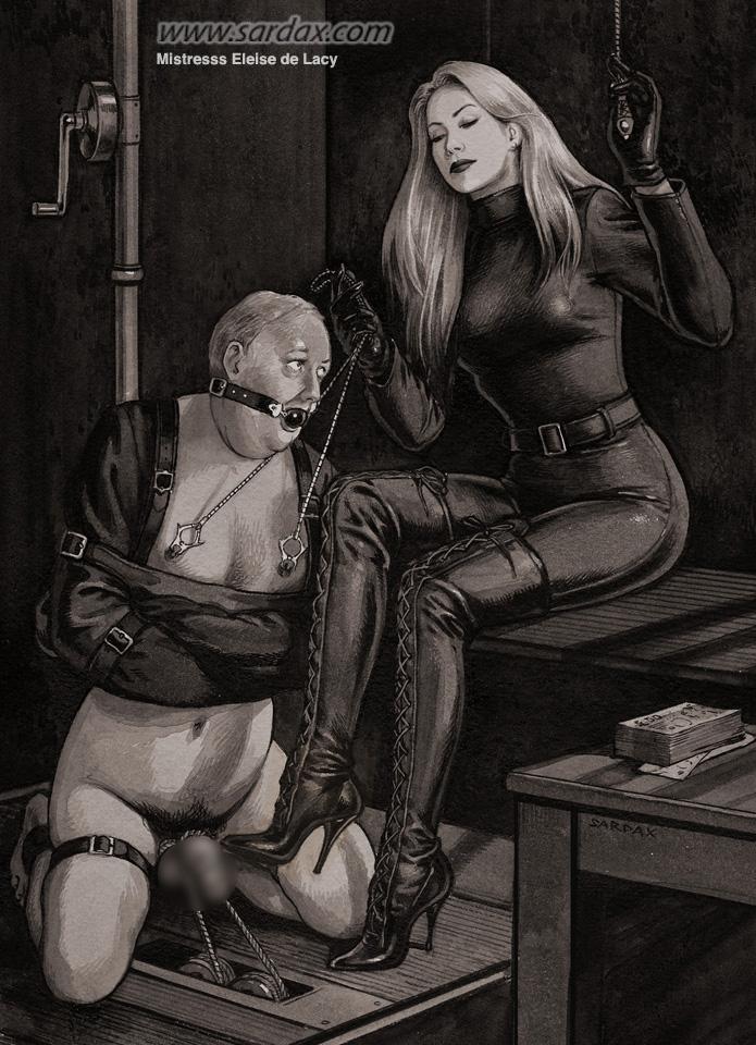 раба фемдоме инициация в